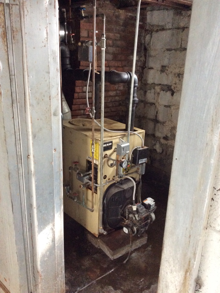 Grantville, PA - Repair and preform maintenance on Weil McClain boiler for residential client in Granville pa