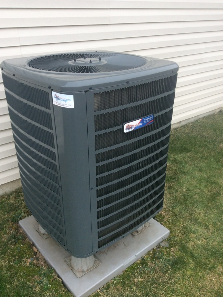 Mechanicsburg, PA - Service ECS Select Series heat pump