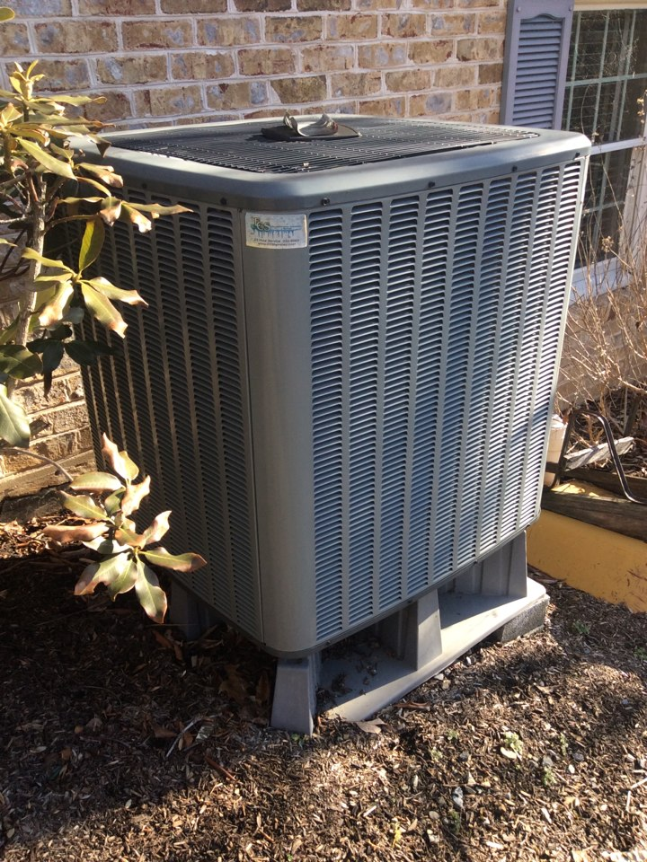 Dauphin, PA - ECS select series heat pump service tune up preventive maintenance