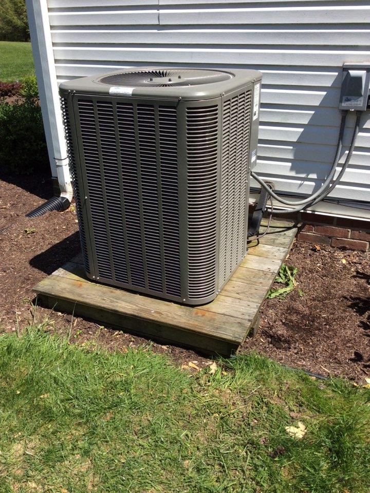 Newmanstown, PA - Replace TXV on Lennox heat pump