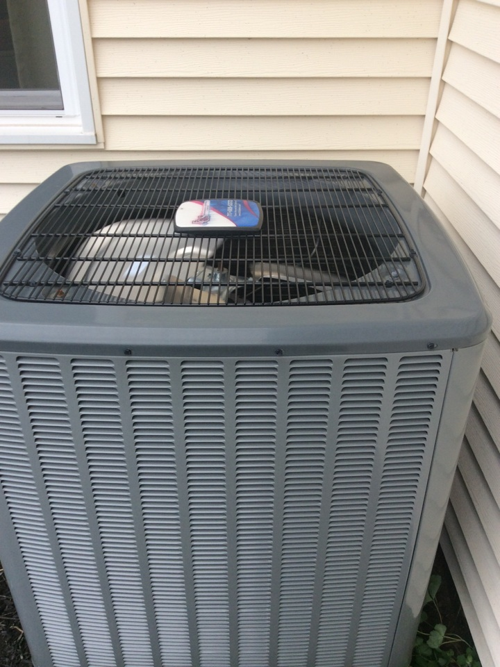Mechanicsburg, PA - Heat pump servicing and preventive maintenance