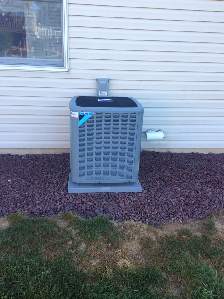 Marysville, PA - Heat pump servicing and preventive maintenance repair