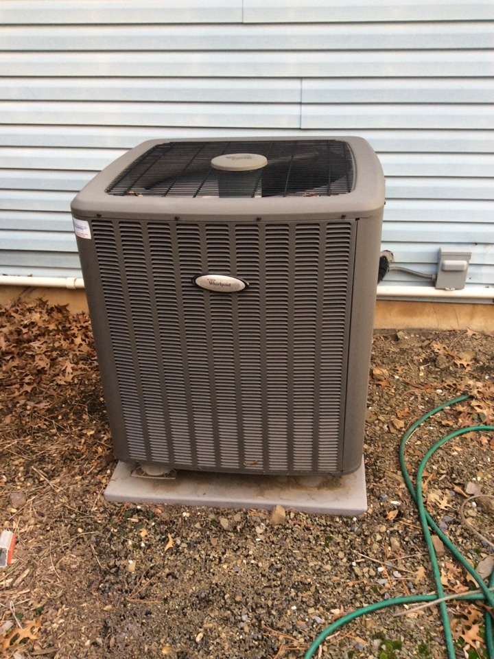 Middletown, PA - Heat pump servicing and preventive maintenance and thermostat check