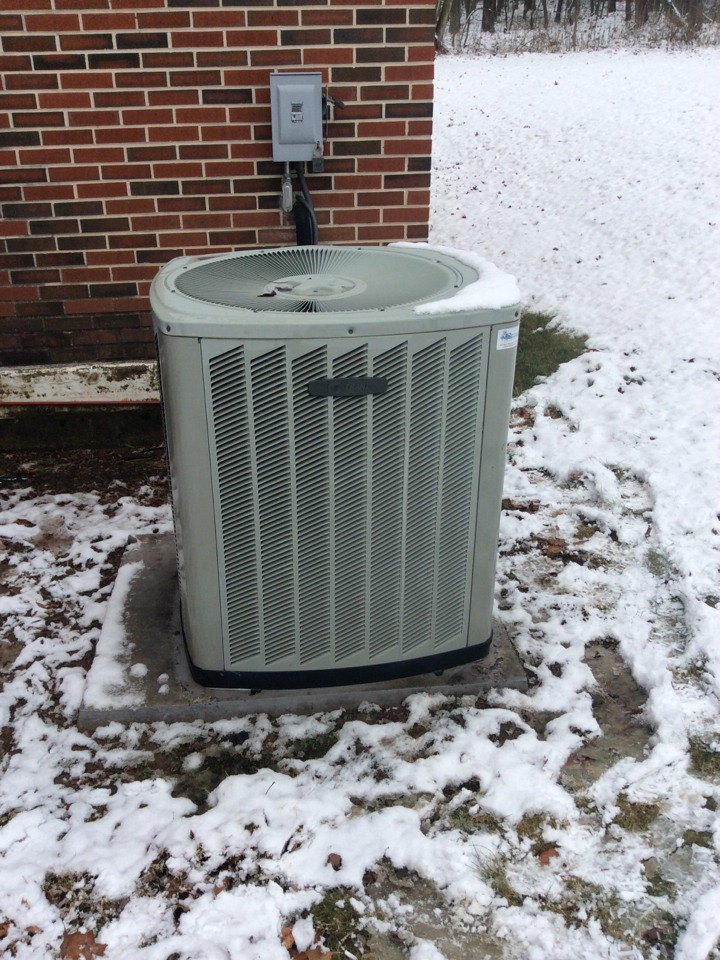 Fredericksburg, PA - Air conditioner sevice, preventive maintenance and tune up