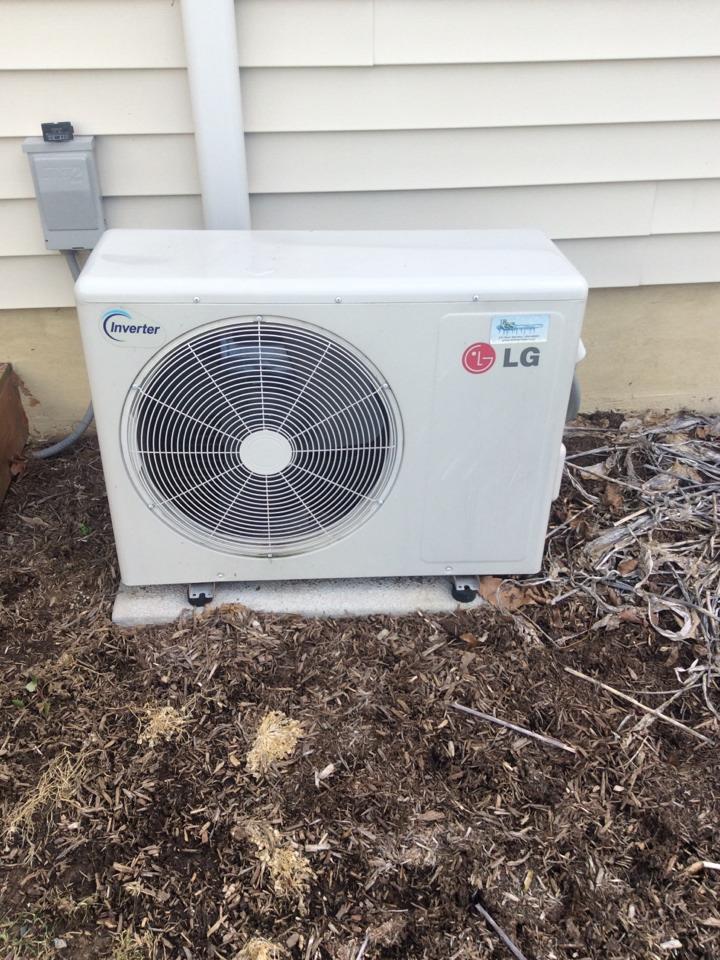 Hummelstown, PA - Heat pump servicing and preventive maintenance