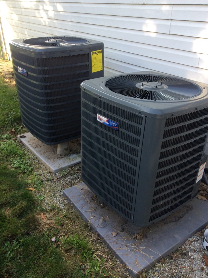 Lititz, PA - Air conditioner sevice, preventive maintenance and tune up repair