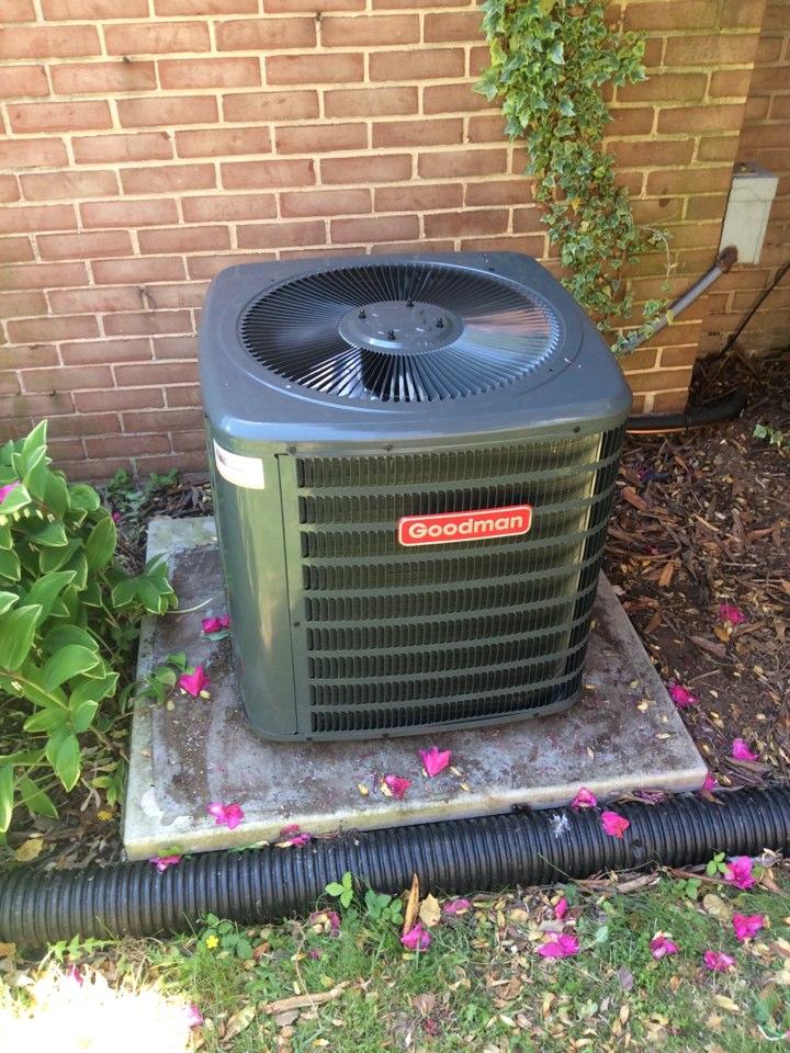 Elizabethtown, PA - Air conditioner leak repair goodman