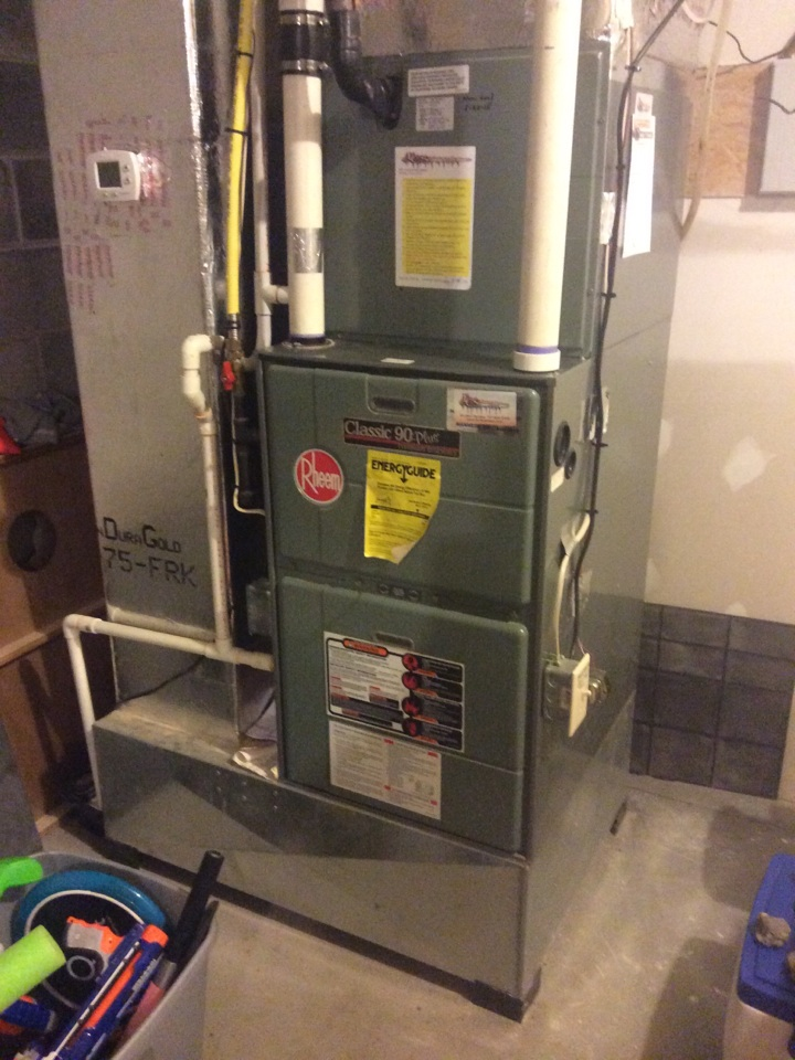Hershey, PA - Blower motor installation replacement air handler air conditioning unit