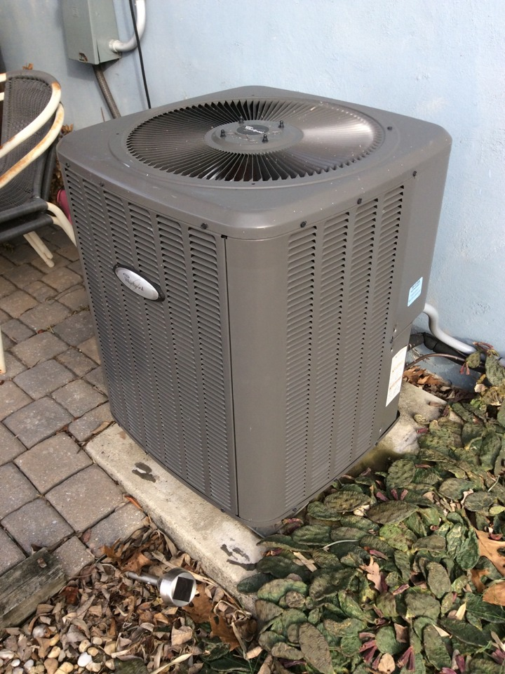 New Cumberland, PA - Air conditioner sevice, preventive maintenance and tune up