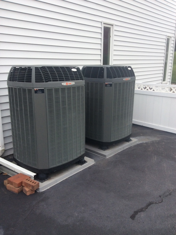 Lemoyne, PA - Air conditioner sevice, preventive maintenance and tune up