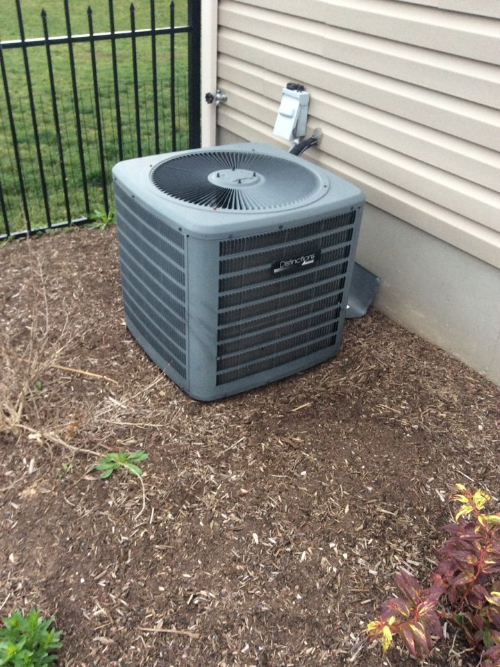 Lebanon, PA - Air conditioner sevice, preventive maintenance and tune up