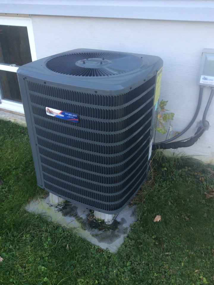 Hershey, PA - Heat pump servicing and preventive maintenance