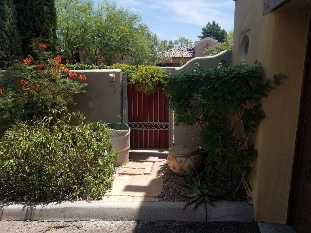Phoenix, AZ - Preventive maintenance on 2 Amana heat pumps in Phoenix for a amazing couple
