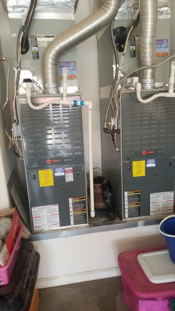 Finalized a Service call for an A/C unit with a condensation issue, here in the beautiful city of Sun Lakes, Arizona