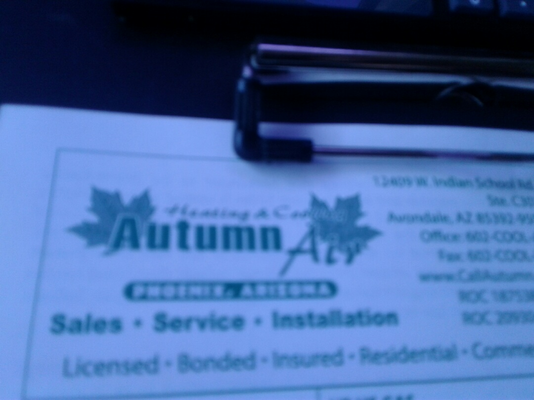 Avondale, AZ - Doing a tune up on an air conditioner unit in Avondale Arizona.