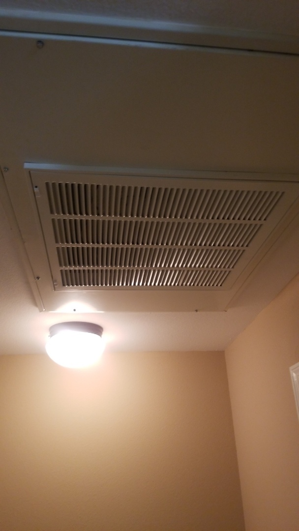 Scottsdale, AZ - Preforming a service call on a condo A/C unit in Scottsdale, Arizona