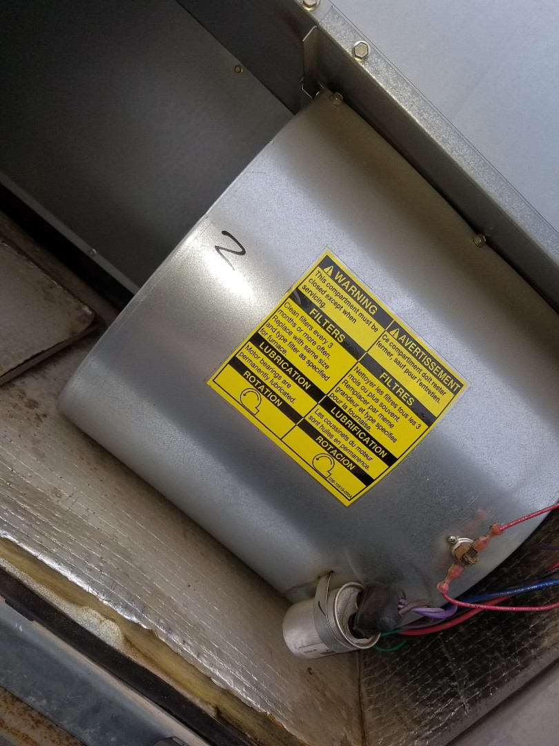 Surprise, AZ - Doing a tune up on two gas furnaces in Surprise Arizona.
