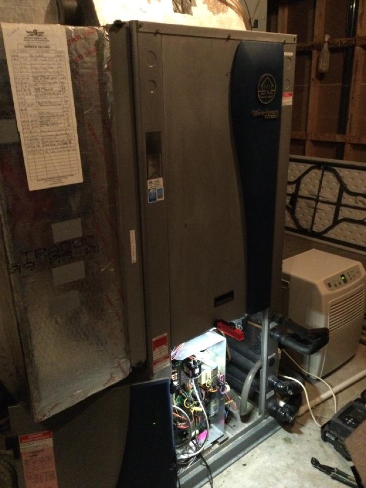 Fillmore, IN - Geothermal water furnace service maintenance and repair