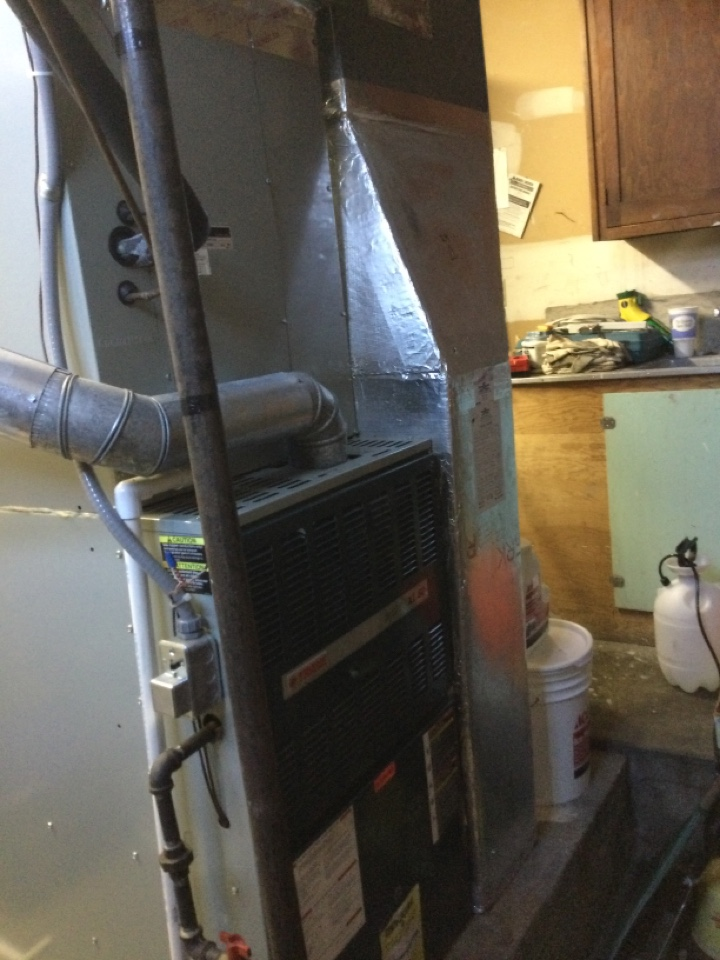 Plainfield, IN - Gas furnace tune up