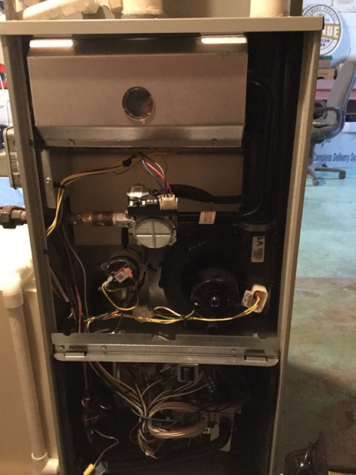 Speedway, IN - No Heat Service Repair Trane Gas Furnace