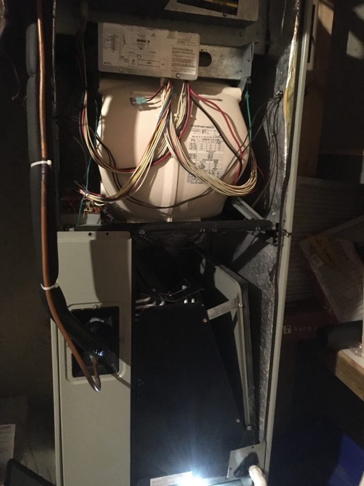 Fishers, IN - Trane heat pump Service maintenance and repair