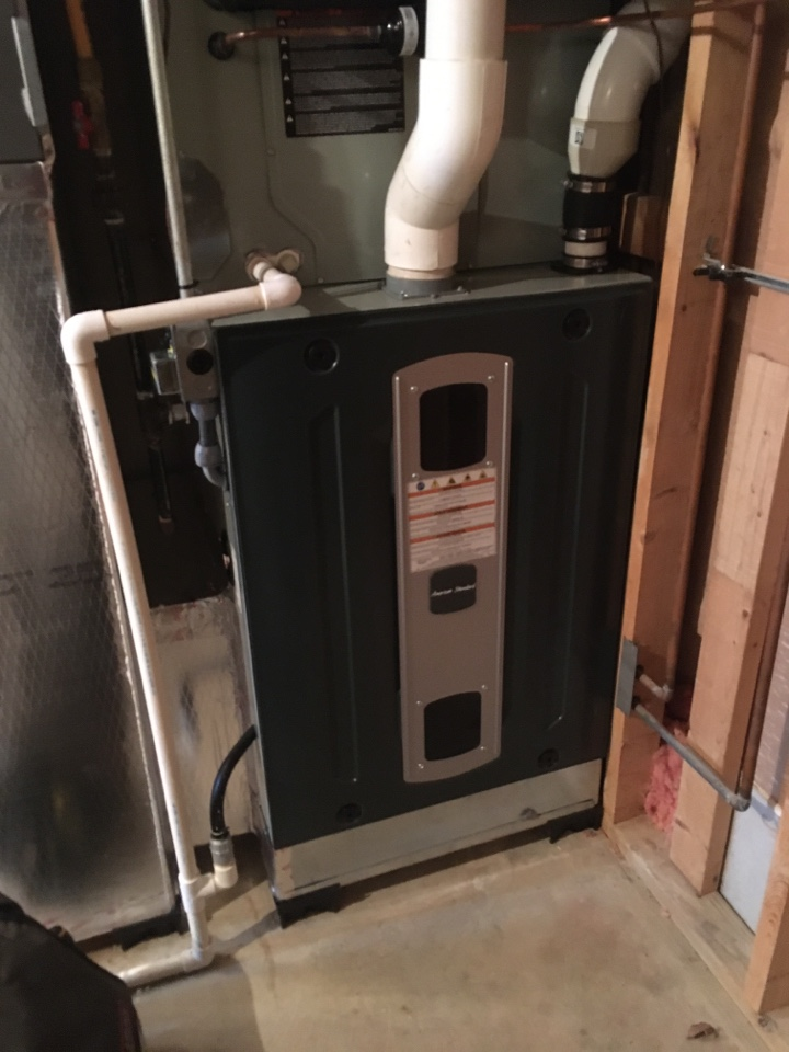 Carmel, IN - American standard Gas furnace 96% efficient service maintenance and repair