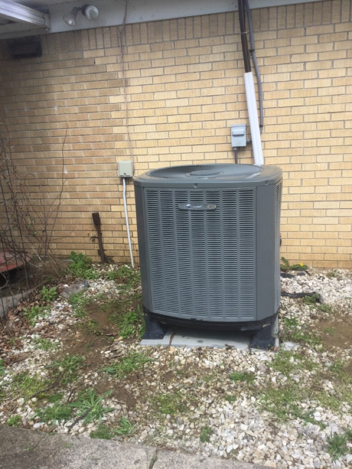 Greenwood, IN - Trane Heat Pump Heating Precision Tune Up and Service