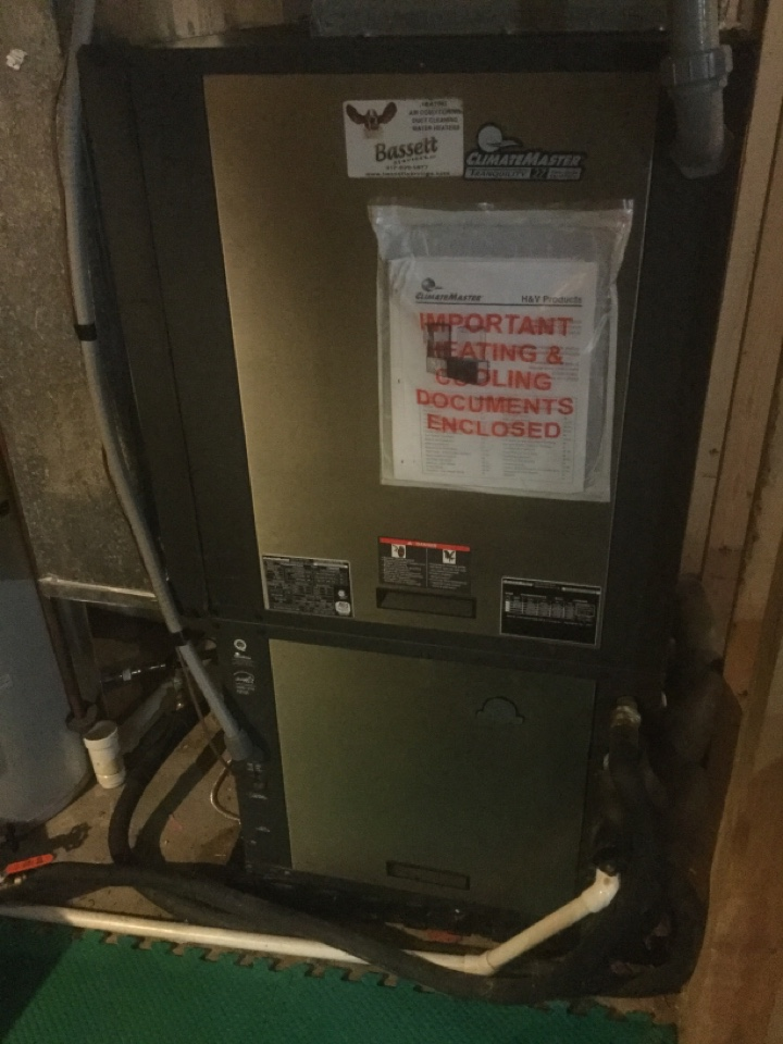 Morgantown, IN - Hydron Geothermal HeatPump Heating Precision Tune Up and Service