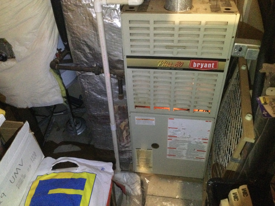 Greenwood, IN - Bryant to American standard furnace replacement estimate