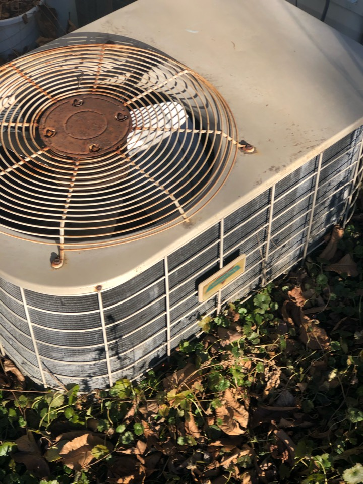 Cloverdale, IN - Estimate to replace Coleman ac and furnace with new American standard heat pump