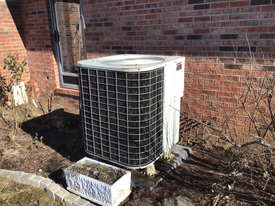 Estimate on New Installation of American Standard Gas Furnace and Heat pump.