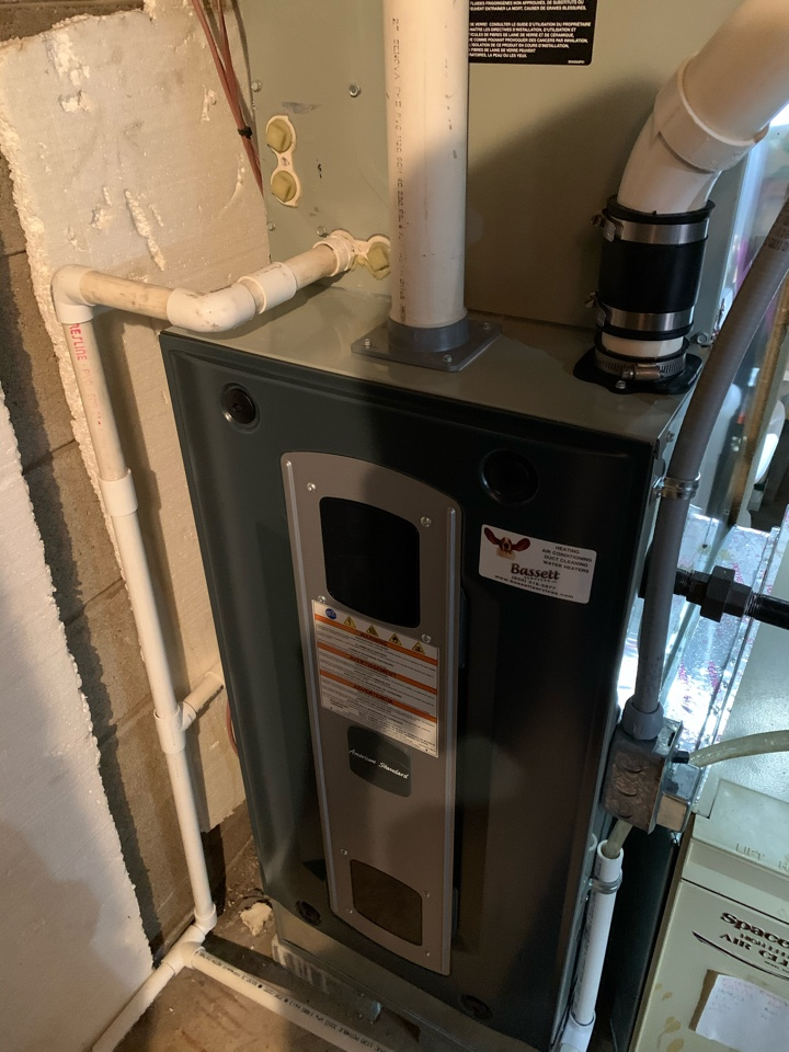 Four Year Old A/S Gas Furnace Winter Tune Up