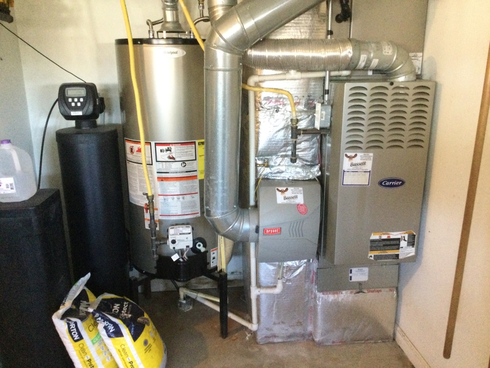 Carrier to American standard furnace replacement estimate