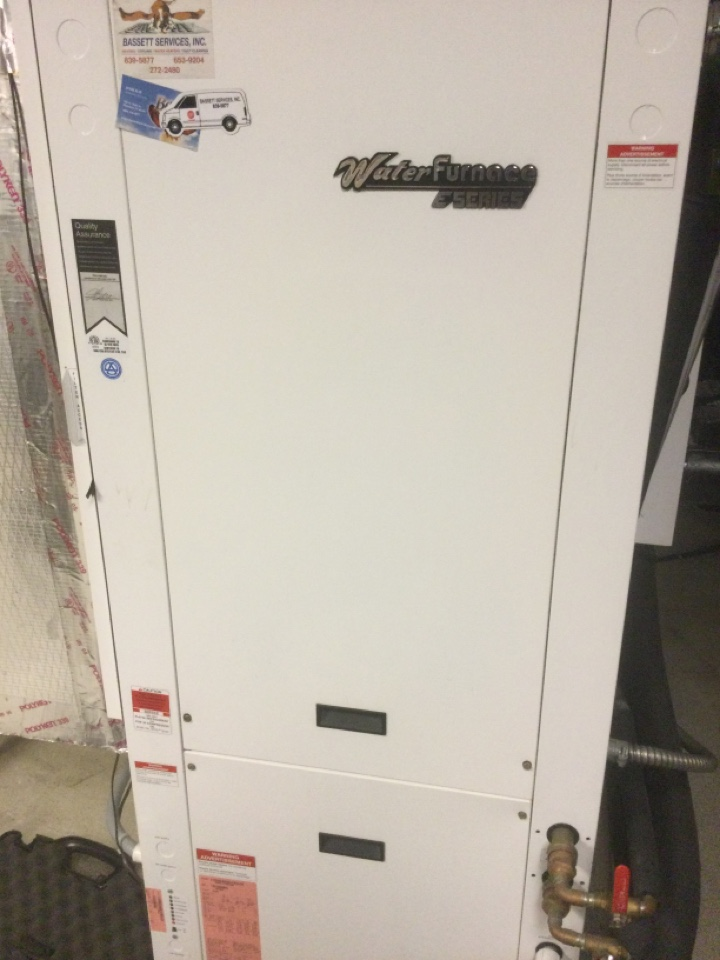 Water Furnace Heating Precision Tune Up and Service