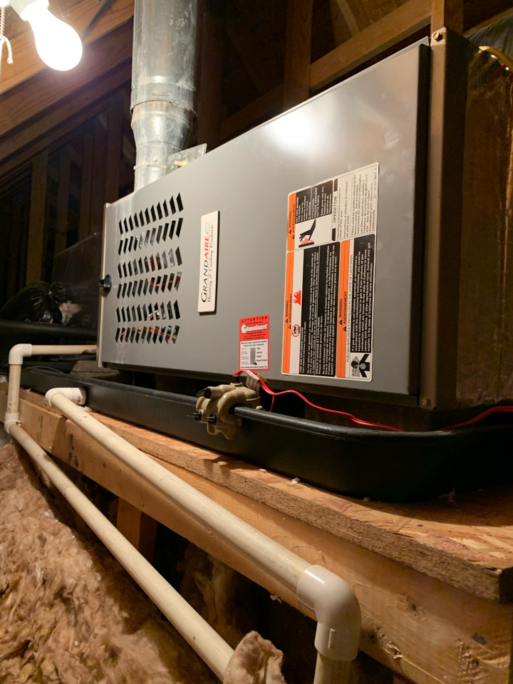 Zionsville, IN - Two Bryant Gas Furnaces and One Trane Mini Split System Winter Tune Ups