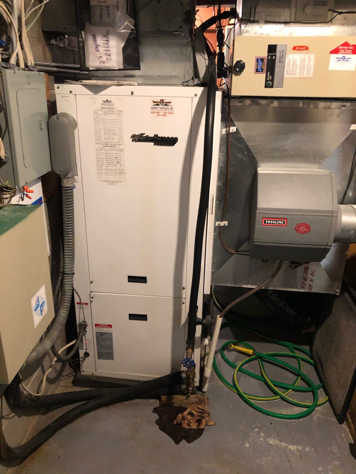 Zionsville, IN - Estimate to replace WaterFurnace geothermal system