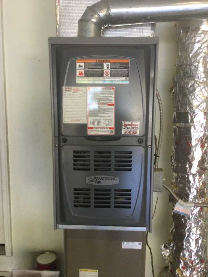 Brooklyn, IN - Concord Gas Furnace Heating Precision Tune Up and Service