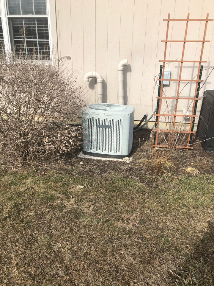 Brownsburg, IN - Estimate to replace trane gas furnace and central air system
