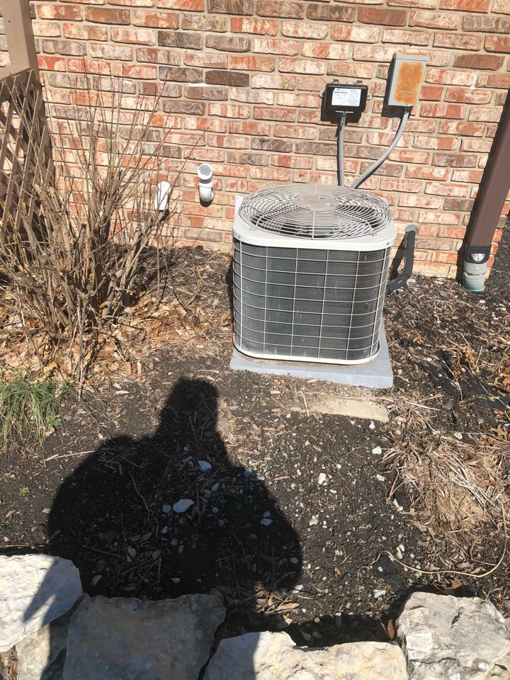 Brownsburg, IN - Estimate to replace Bryant furnace and ac system with American standard