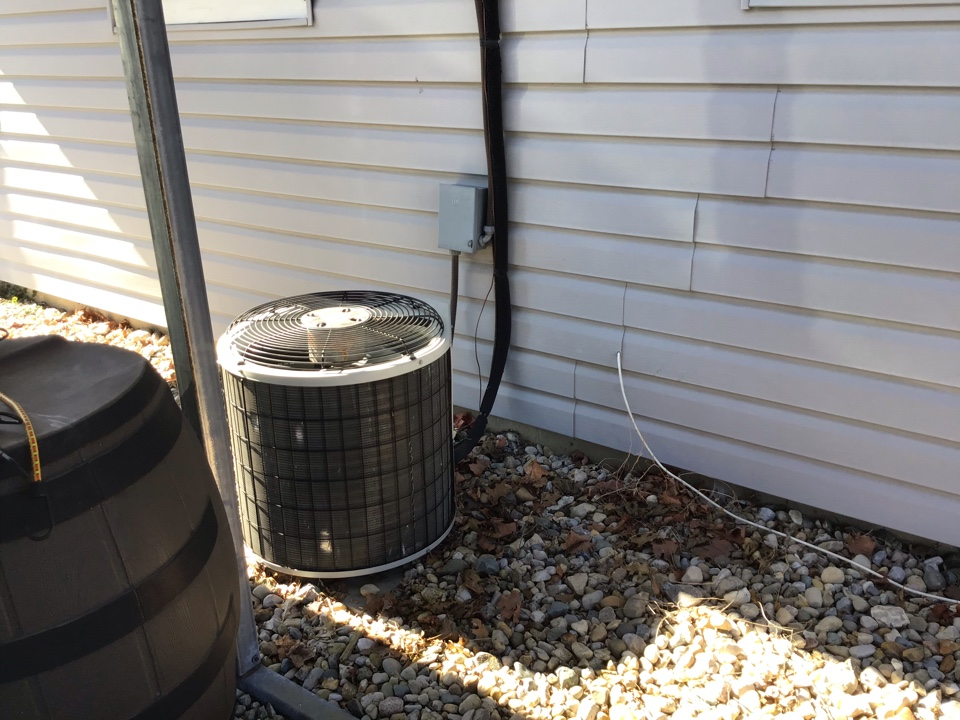 Indianapolis, IN - Estimate on New Installation of American Standard Gas furnace and Air conditioner.