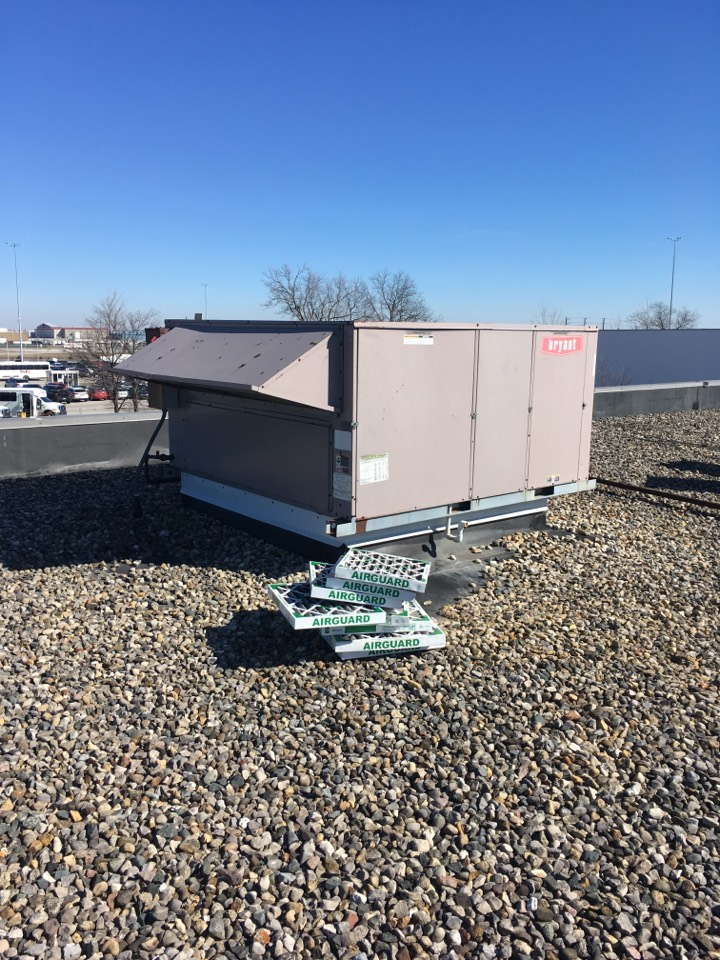 Indianapolis, IN - Heating Maintenance Service Bryant Rooftop