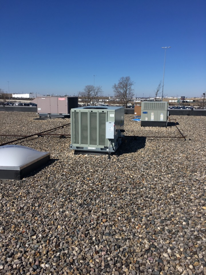 Indianapolis, IN - Heating Maintenance Service American Standard Rooftop