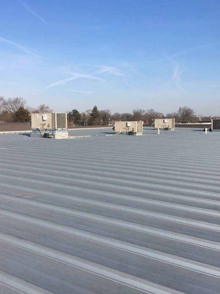 Speedway, IN - Heating Maintenance Inspections Lennox Rooftop Gas Furnace Filter Replacement