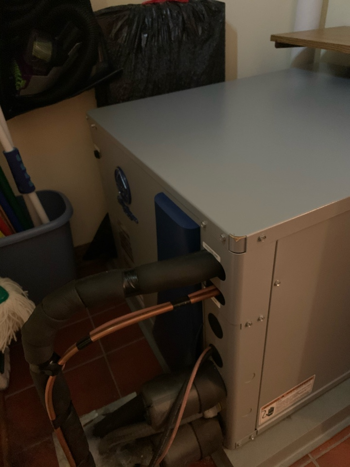 Lizton, IN - Two Year Old Water Furnace Geo System Spring Tune Up
