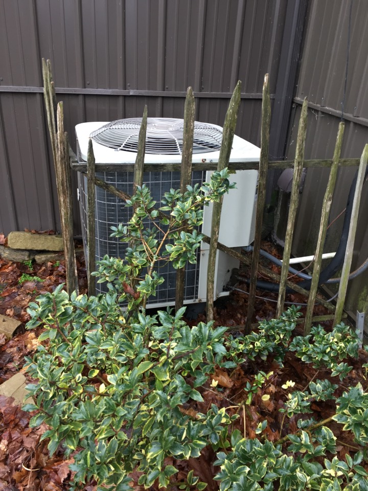 Coatesville, IN - Cooling Maintenance Service Inspection Payne Heat Pump Air Conditioner