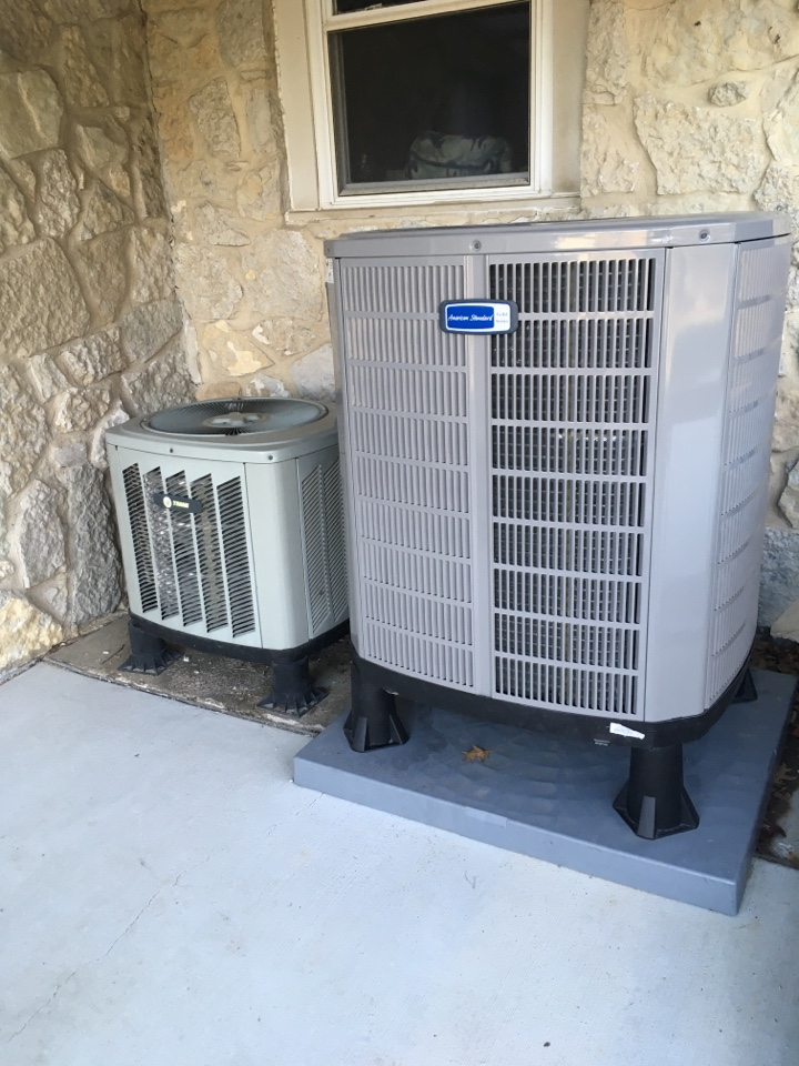 Jamestown, IN - Trane and American standard Service maintenance and repair