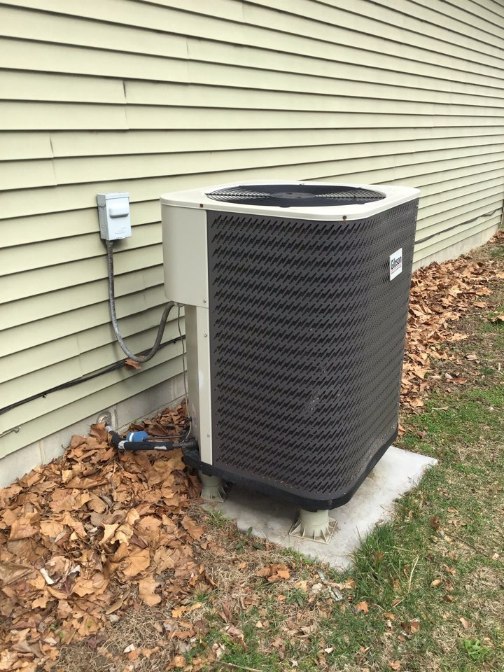 Coatesville, IN - Estimate on new installation of American Standard Heat Pump System.