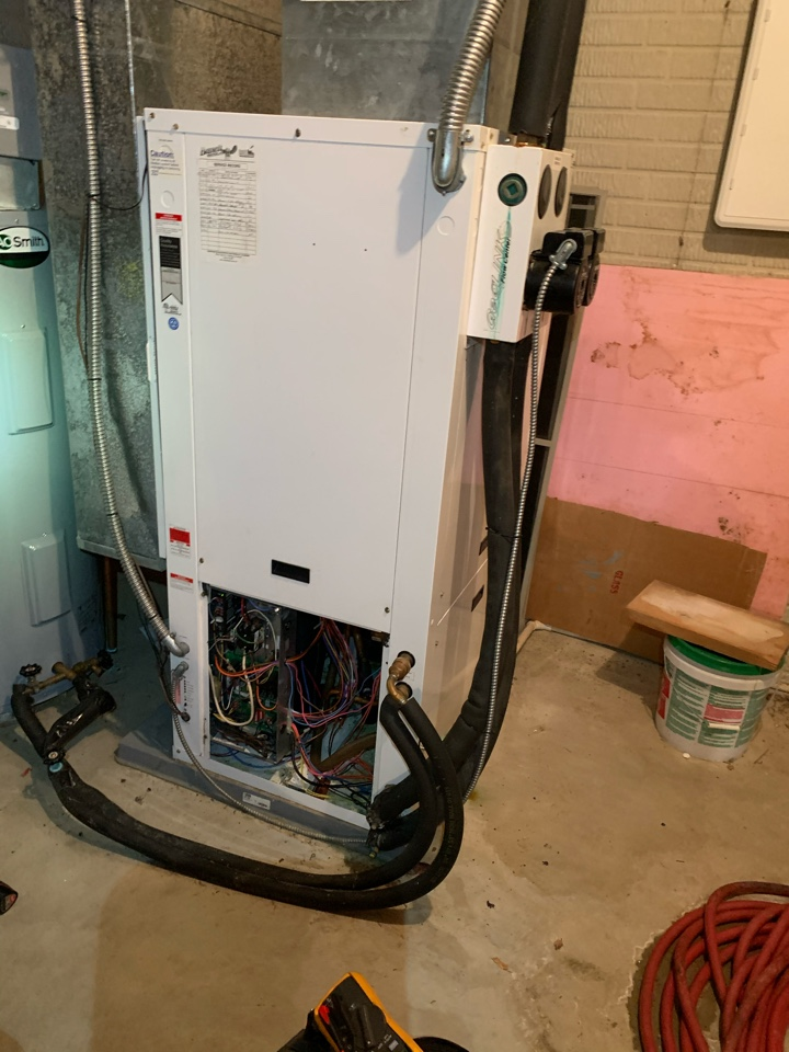 Stilesville, IN - Geo thermal service and repairs