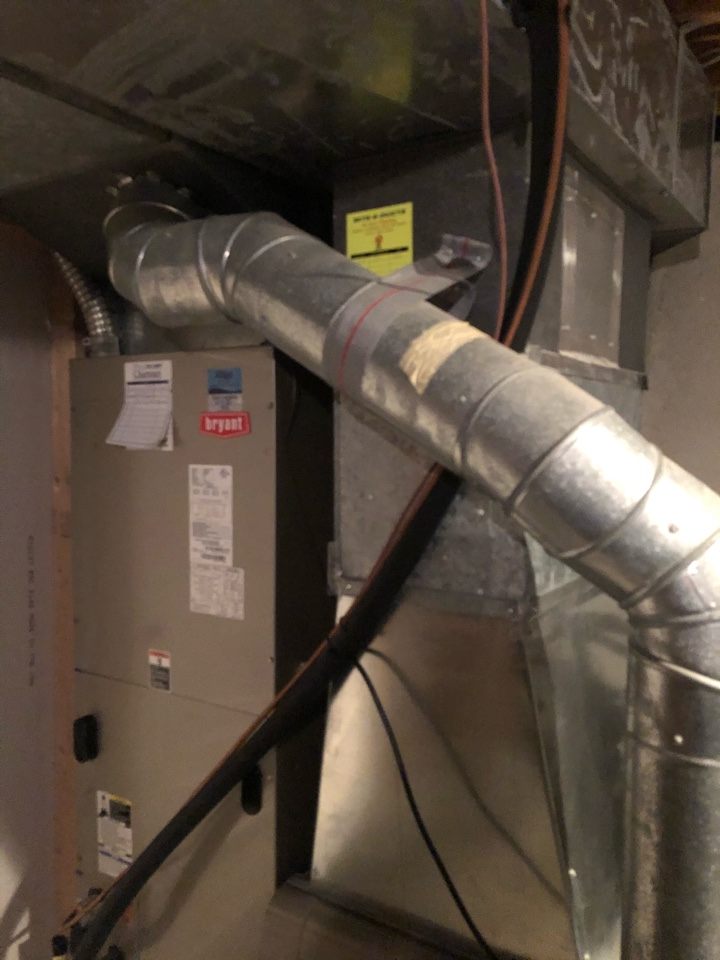 Zionsville, IN - Estimate to replace heat pump with natural gas