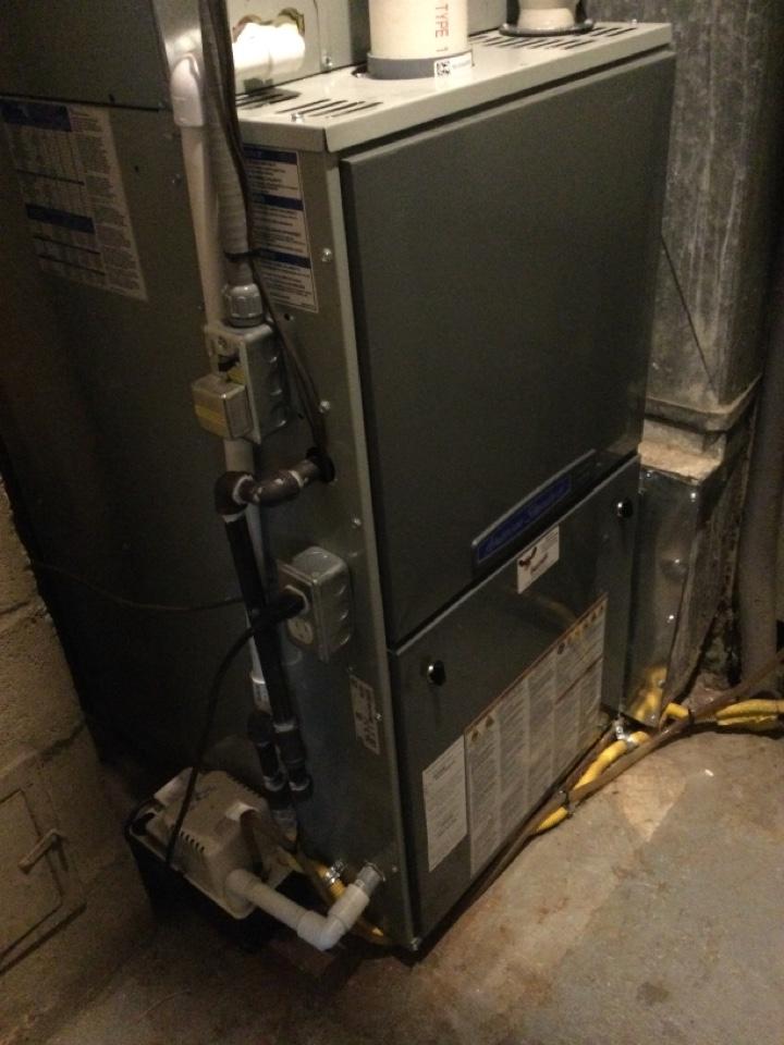 Clayton, IN - American standard service maintenance and repair